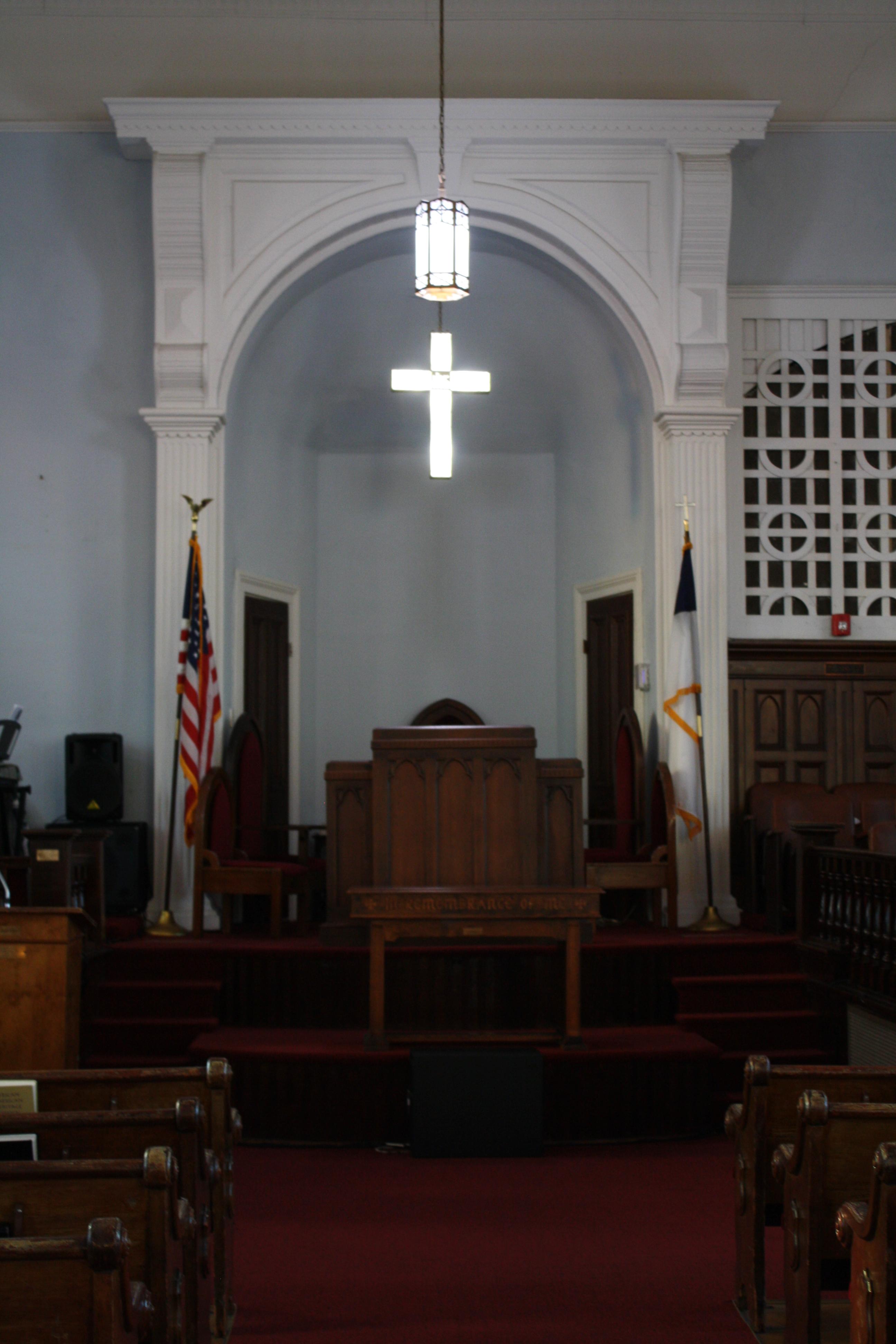 Dexter St Church
